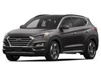 Gray 2019 Hyundai Tucson Ultimate AWD 6-Speed Automatic