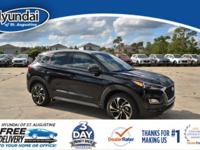 Tucson Sport with floor mats, cargo package,and cargo