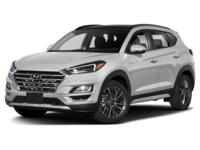 Red 2019 Hyundai Tucson Limited FWD 6-Speed Automatic