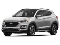 Silver 2019 Hyundai Tucson Value AWD 6-Speed Automatic