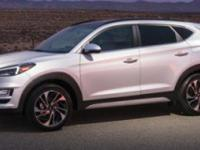 This Tucson is a reliable and economical small SUV that