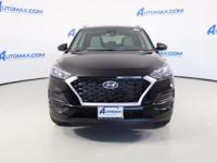 Black 2019 Hyundai Tucson Value FWD 6-Speed Automatic