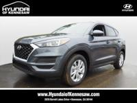 Gray 2019 Hyundai Tucson Value FWD 6-Speed Automatic