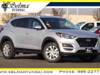 Molten Silver 2019 Hyundai Tucson Value FWD 6-Speed