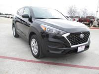 This outstanding example of a 2019 Hyundai Tucson SE is