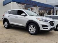 2019 Hyundai Tucson Value FWD 6-Speed Automatic with