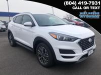 2019 Hyundai Tucson SEL 21/26 City/Highway MPG Each new