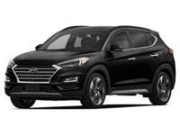 Black Pearl 2019 Hyundai Tucson Ultimate AWD 6-Speed