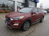 Red 2019 Hyundai Tucson Ultimate AWD 6-Speed Automatic