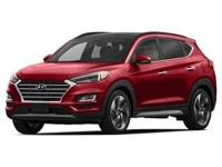 Red 2019 Hyundai Tucson Sport AWD 6-Speed Automatic