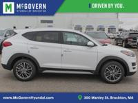 White 2019 Hyundai Tucson SEL AWD 6-Speed Automatic