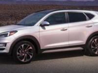 This 2019 Hyundai Tucson Sport is proudly offered by