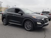 2019 Hyundai Tucson Limited FWD 6-Speed Automatic with