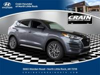 Grey 2019 Hyundai Tucson SEL FWD 6-Speed Automatic with