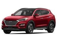 Red 2019 Hyundai Tucson Limited Automatic 2.0L