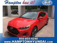 This outstanding example of a 2019 Hyundai Veloster