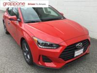 2019 Hyundai Veloster Base Recent Arrival! FWD 2.0L