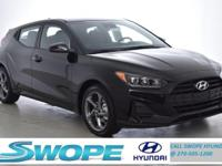Recent Arrival! This 2019 Hyundai Veloster in Ultra