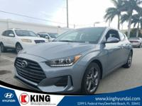 King Hyundai is pleased to offer this superb-looking