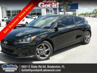 This Hyundai Veloster boasts a Regular Unleaded I-4 2.0
