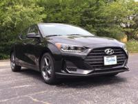 2019 Hyundai Veloster BLUETOOTH, USB CONNECTION, BACK