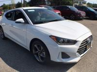 Veloster trim. Alloy Wheels, Bluetooth, iPod/MP3 Input,