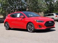2019 Hyundai Veloster 2.0 FWD 6-Speed Manual 2.0L