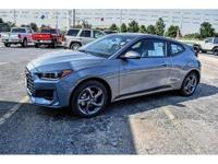 New Price! Silver 2019 Hyundai NEW Veloster , FWD