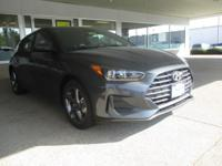 New Price! 2019 Hyundai Veloster Free delivery within