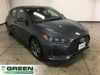 Recent Arrival! New Price! Thunder Gray 2019 Hyundai