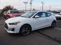 This 2019 Hyundai Veloster 2.0L is complete with