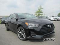New 2019 Hyundai Veloster Premium! This vehicle has a