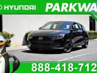 2019 Hyundai Veloster Turbo Ultra Black  Factory MSRP: