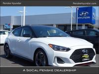 2019 Hyundai Veloster Turbo Ultimate Thanks for