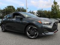 Recent Arrival! 2019 Hyundai Veloster Turbo Ultimate
