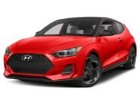 White 2019 Hyundai Veloster Turbo R-Spec 3D Hatchback