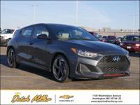 2019 Hyundai Veloster Turbo Ultimate 28/34 City/Highway