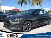 33/26 Highway/City MPG King Hyundai is pleased to offer