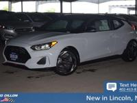 * Stop By Today *For a must-own Hyundai VELOSTER come