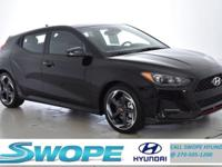 Recent Arrival! This 2019 Hyundai Veloster Turbo in