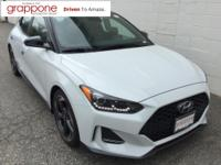 2019 Hyundai Veloster Turbo Ultimate Recent Arrival!