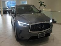 JUST IN!!  2019 INFINITI QX50 PURE, Graphite Shadow,