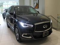 JUST IN!  2019 INFINITI QX60 LUXE, Hermosa Blue,