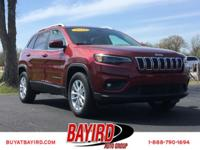 This Jeep won't be on the lot long! Both practical and