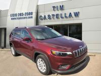 Velvet 2019 Jeep Cherokee Latitude FWD 9-Speed 948TE
