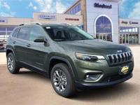 2019 Jeep Cherokee Latitude Plus 3.734 Axle Ratio,