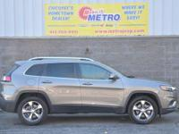 Light Brownstone Pearlcoat 2019 Jeep Cherokee Limited