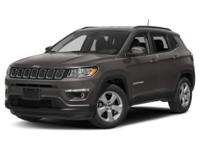 $4,557 off MSRP!2019 Jeep Compass Limited 4WD, 4-Wheel