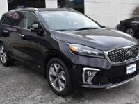 This 2019 Kia Sorento SX Limited V6 is proudly offered
