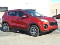 LOW MILES, This 2019 Kia Sportage EX will sell fast